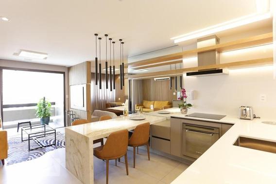 Apartamento No 7º Andar Com 1 Dormitório E 1 Garagem - Id: 892971432 - 271432