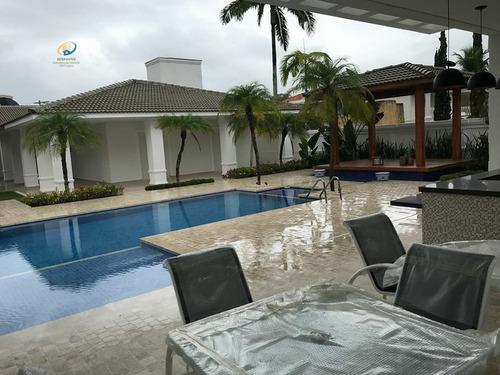 Casa A Venda No Bairro Acapulco Em Guarujá - Sp.  - 388-1