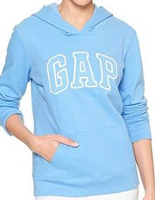 Sudaderas Gap Mujer C/ Gorro Colores S M L $719 Envio Gratis