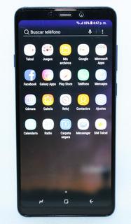 Teléfonos Celulares Baratos Samsung A9 2018 128gb (m)