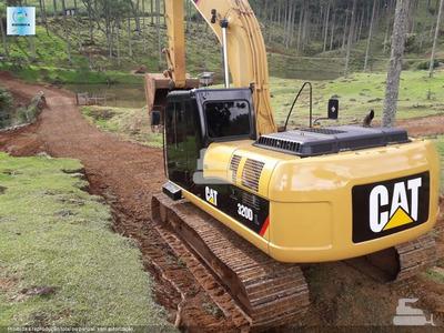 Excavadora Caterpillar 320dl
