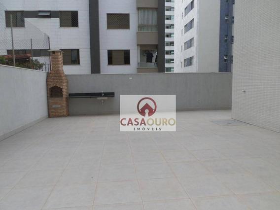 Apartamento 4 Quartos Á Venda No Gutierrez, Belo Horizonte. - Ap0846