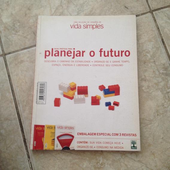 3 Revistas Vida Simples Seleção Ed43 / Ed50 / Ed46