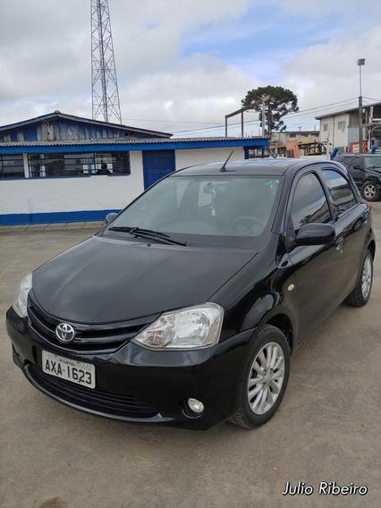Toyota Etios 1.3 16v Xs 5p 2013