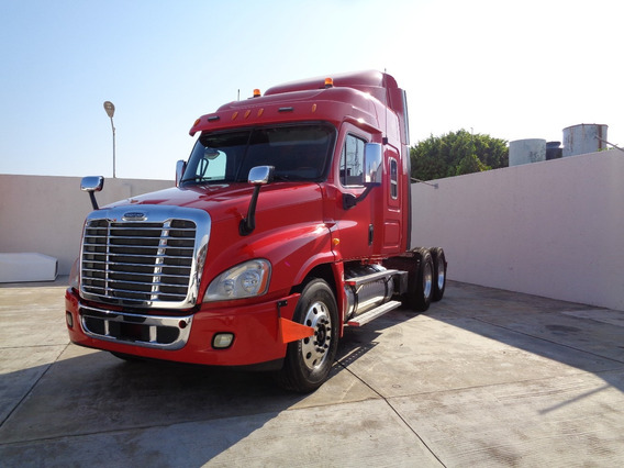 Freightliner Tractocamion Cascadia 125 2013 Rojo
