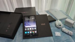 Celular Huawei Mate 9 Em Estado De Novo Na Caixa E Brindes