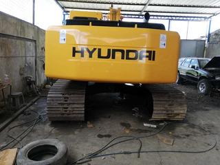 Hyundai Robex 210lc-7 Hydraulic Excavator 2005