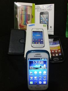 Celular Samsung Galaxy Young Plus Gt S6293t Com Tv !