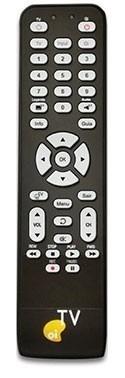 Controle Receptor Oi Tv