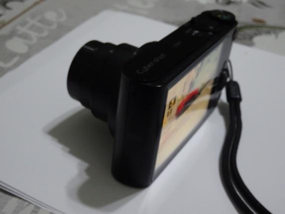 Maquina Fotografica Sony Dsc Wx-300 Com Defeito E Orçamento