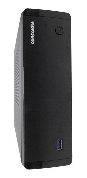 Mini Pc Concórdia Intel Core I5 Memória 8gb Hd 1tb Wifi