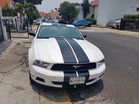 Ford Mustang Lujo V6 Mt 2010