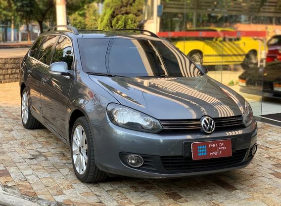 Volkswagen Jetta 2.5 I Variant Tiptronic - 2012 Blindado