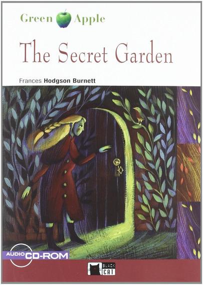 The Secret Garden + Audio Cd-rom - Green Apple Starter