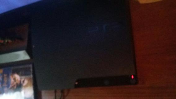 Vendo Ps3 Com Headset, 2 Controles E 12 Jogos