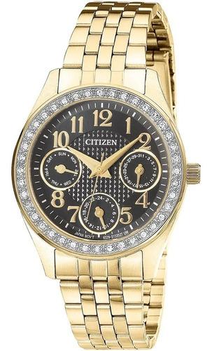 Relógio Feminino Citizen Dourado Tz28388u