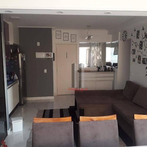 Apartamento À Venda, 60 M² Por R$ 480.000,00 - Jardim São Caetano - São Caetano Do Sul/sp - Ap2328