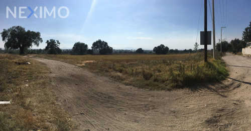 Imagen 1 de 3 de Magnífico Terreno En Texcoco