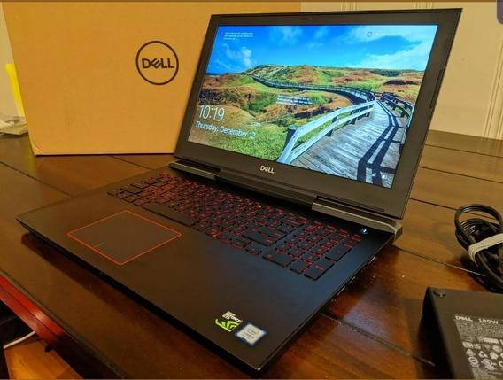 Notebook Gamer Dell G5 15 I5-8300h 16gb 256gb+1tb Gtx1060