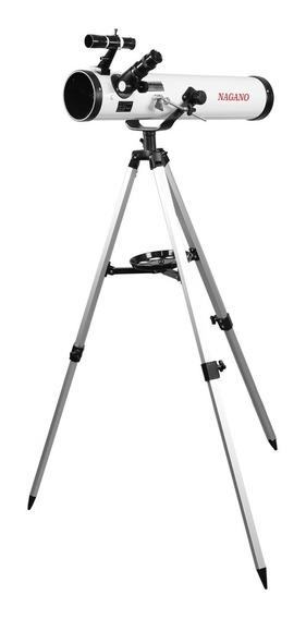 Telescópio Astronômico 76700mm 525x C Tripé