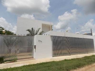 Casa En Renta Amueblada En Montebello , Mérida Yucatán