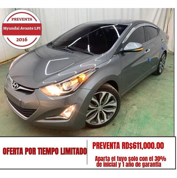Hyundai Avante Lpi