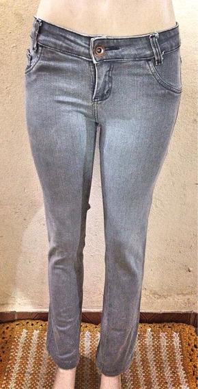Calça Jeans Skinny Lavagem Clara 40