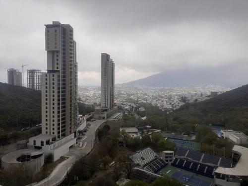 Departamento En Venta Monterrey Club Sonoma Del Paseo Res
