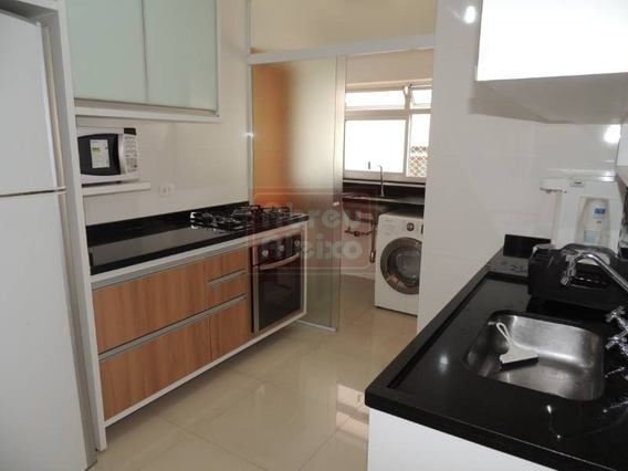 Jardim Anália Franco ( Vila Regente Feijó ) - Apto Com 2 Dormitórios, + Dormitório De Empregada, Com 60 M² Úteis, Com 2 Banheiros + 01 Vaga Demarcada - 830