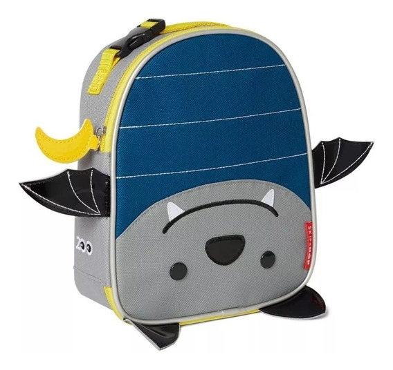 Lancheira Térmica Skip Hop Zoo - Morcego