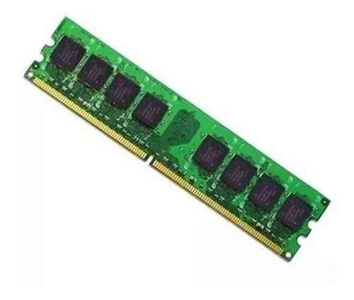 Imagem 1 de 1 de Memória Ram Ddr2 2gb 800 Mhz Para Desktop Smart Nova