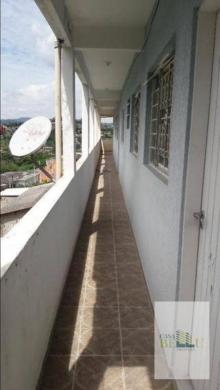 Casa Com 1 Dormitório Para Alugar, 87 M² Por R$ 550,00/mês - Parque Vitória - Franco Da Rocha/sp - Ca0255