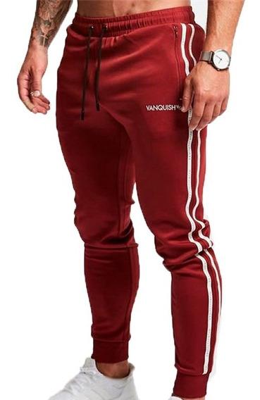 Pants Jogger Hombre Fitness Gym, Crossfit De Calidad