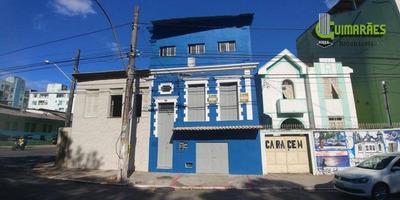 Casarão Baixa Do Bonfim,com Seis Quartos.360 M² De Área Construída. - Ca0064