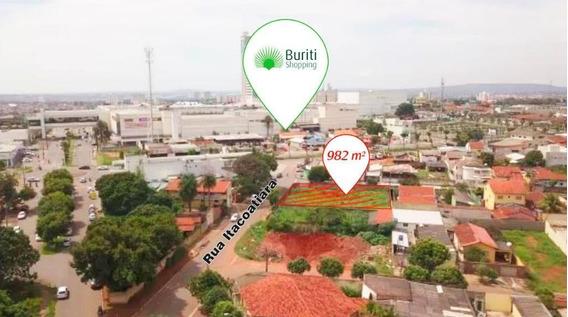 Área À Venda, 982 M² Por R$ 1.050.000,00 - Parque Amazônia - Goiânia/go - Ar0103