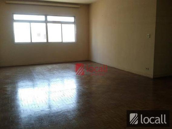 Apartamento Residencial À Venda, Centro, São José Do Rio Preto. - Ap0031