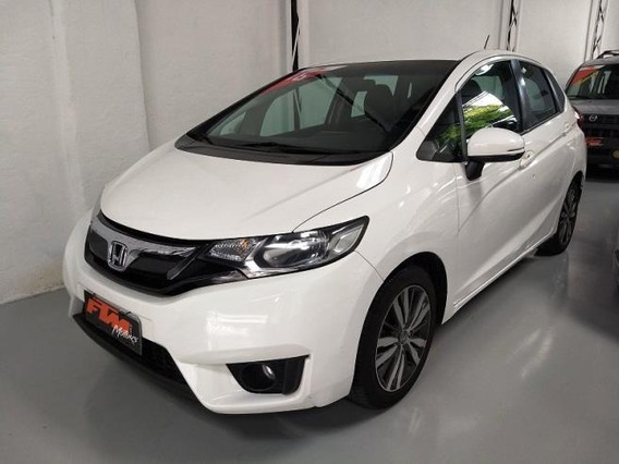 Honda Fit Ex Cvt 1.5 Flex 2016