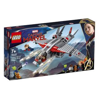 Lego Super Heroes Captain Marvel: Skrulls Atack