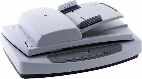 Scanner De Mesa Hp Scanjet 5590 Revisado 100% Fonte Cabo Usb