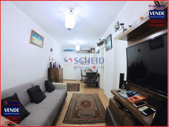 Apartamento À Venda | Bairro Vila Andrade | Com 01 Dormitório, 01 Suíte, 01 Vaga E Área De 43m². - Mr67658