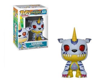 Funko Pop 431 Gabumon Digimon Playking