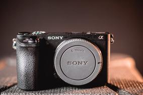 Câmera Sony Mirrorless Alpha A6500 (corpo)