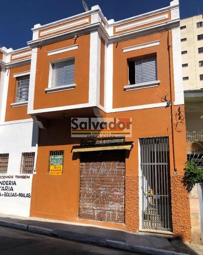 Imóvel Com 2 Pavimentos No Moinho Velho  -  São Paulo - 8491