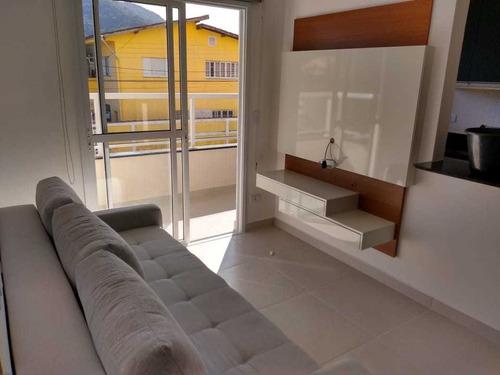 Imagem 1 de 11 de Apartamento Pronto Pra Morar Ubatuba