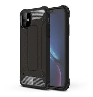 Funda Armor Antigolpe iPhone 11 11 Pro 11 Pro Max + Templado