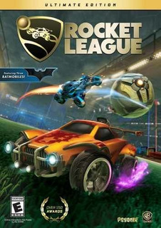 Juego Nintedo Switch Rocket League Ultimate Edition
