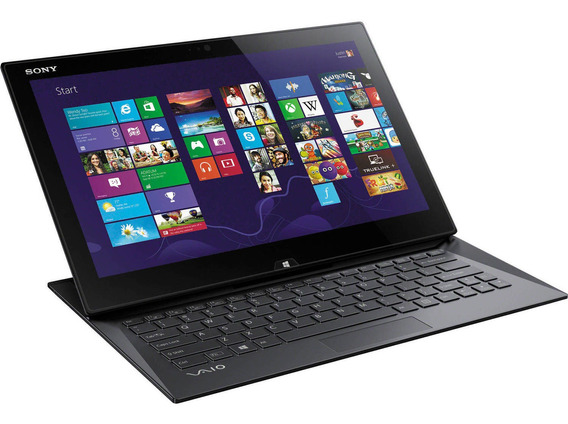 Notebook Sony Vaio Touch Core I7 Ssd256gb 8gb 13 Full Hd