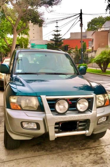 Vendo Camioneta Mitsubishi Montero Corta