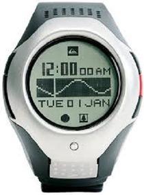 Relógio Quiksilver Deep X - M123tr - Registro De Marés