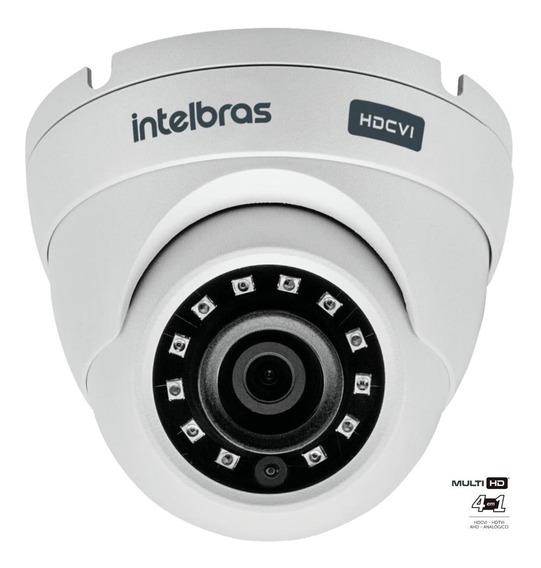 Camera Intelbras Infra Dome 20m Multi Hd Vhd 3120d G4 2,6mm